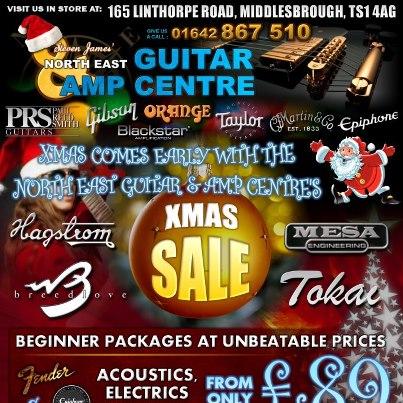 Xmas Sale UK 2012
