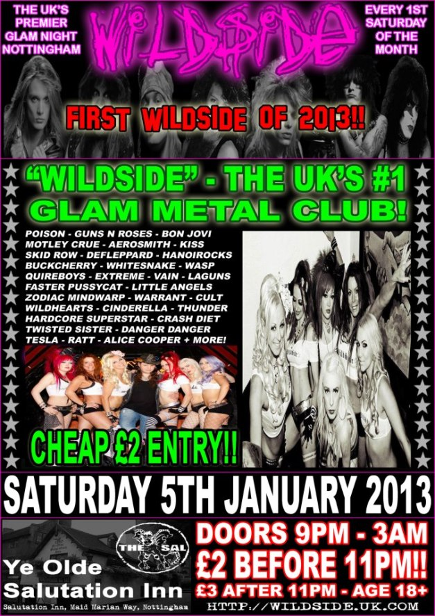 Wildside UK Jan 1 2013