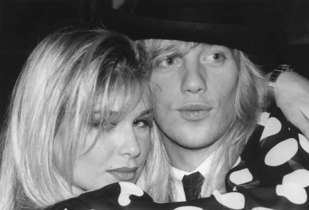 Bobbie and Jani Lane