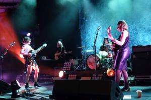 Sleater-Kinney H P April 30 2015